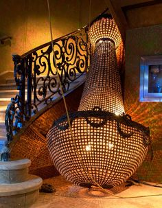 The historic Diamond Horseshoe Club, recently reopened in the Paramount Hotel