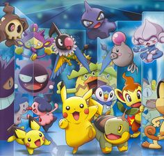 all pokemon pictures | All Pokemon Images - HD Wallpapers