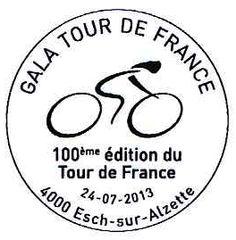 Luxemburger Tour-Stempel