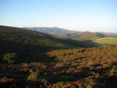 Vista de La Bobia desde la sierra de Penouta   www.elenigmadelbosque.com (Photo taken by zequearcea)