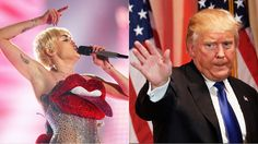 Miley, tell us how you really feel! The singer recently took to social media to tell everyone her opinions on Republican Presidential Nominee Donald Trump. She is not amused, to say the least. Head over to Rolling Stone for the full story.