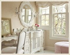 Luscious style: Boudoirs, walk in wardrobes, closets, dressing rooms