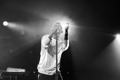 Jon Bellion at the United Center. (Twenty One Pilots tour)