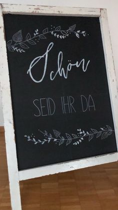 Square Clear Window Cling 16x16 Chalkboard Guestbook CGSignLab