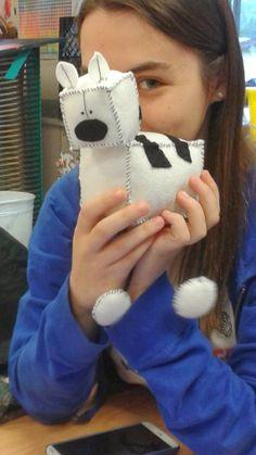 Stuffed Zonkey