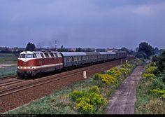 RailPictures.Net Photo: 118 067 Deutsche Reichsbahn Dh at Brandenburg, Germany by J Neu, Berlin