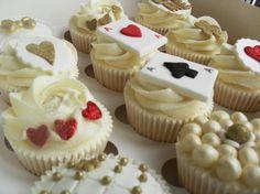 Des cupcakes Alice au pays des Merveilles