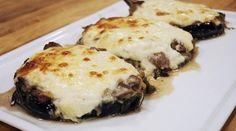Arda'nın Mutfağı Etli Beşamelli Fırın Patlıcan Tarifi 16.05.2015