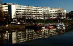Was ist das heute für ein grauer, verregneter Tag bei uns. ... Und welch ein Unterschied zum Wetter der letzten Woche. Nicht nur in Saarbrücken. :-)