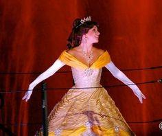 Belle #disney #facecharacter #disneyfacecharacter #disneycharacter #disneycastmember Disney Face Characters, Hollywood Studios, Rapunzel, Beauty And The Beast, Victorian, Disney Princess, Cake, Dresses, Fashion