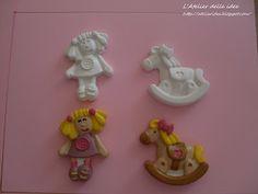 Gesso e polvere di ceramica