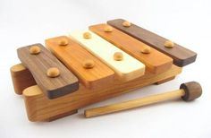 A round-up of eco-friendly musical instruments for babies and kids.
