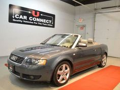 2003 Audi A4 3.0 CONVERT! LEATHER! NEW TBELT! CL - Eden Prairie, MN 55344 | CarSoup.com
