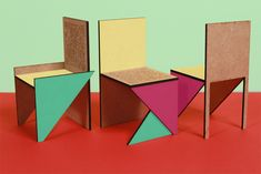Chair By Dennis Maes