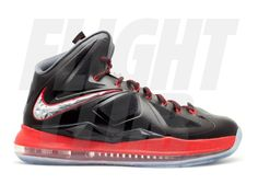 separation shoes faea3 02068 Lebron 10+ Sport Pack With Nike+ Basketball