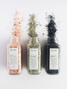 Cypress Essential Oil, Organic Essential Oils, Salt Detox, Himalayan Salt Bath, Geranium Oil, Macadamia Oil, Green Clay, Bath Soak, Spa Gifts
