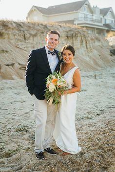 Outer Banks North Carolina Wedding Photography Kitty Hawk Pier House Sarah D'Ambra Photography