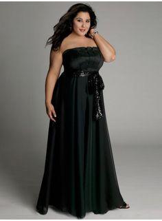If I ever have an award show to go to (Estrella gown - Igigi Yuliya Raquel)