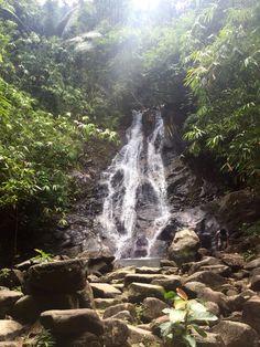 Sairung Waterfall, Khao Lak, Thailand
