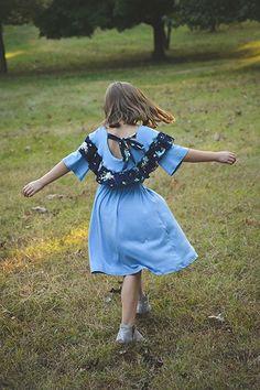 Raven Dress/Top - Sofiona Designs