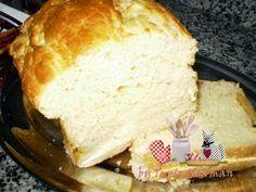 Pão de Batata na maquina de fazer pão - Teretetê na Cozinha