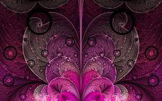 """Girl's Day"" by Patricia Maschke   Anyzamarah on http://Shadowness.com/Anyzamarah #Anyzamarah #Inspiration #Fractal #Art"