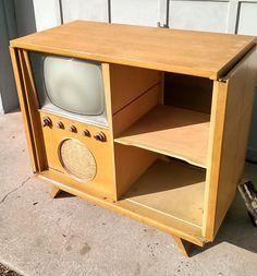 Beautiful 1950's Stromberg-Carlson TV by KaleidoscopeModern