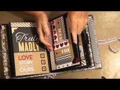 ▶ Wedding mini album - YouTube