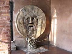 Mouth of Truth - Rome