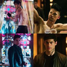 ↓ malec 1.08 + 2.01 These are some thirsty boys