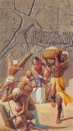 Life in ancient Egypt.