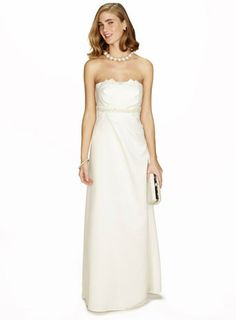Ivy Long Bridal Dress