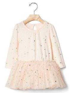 Twinkle Twinkle Little Star First Birthday Dress