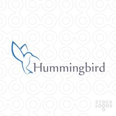 An abstract flying hummingbird, hand-drawn in a very elegant manner with strong yet simple lines. Additional tags: aviation, avian, colubris, ornithology