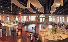 An award winning full service private event and wedding venue located in the Heart of Historic Downtown St. Augustine, Florida on the scenic Bayfront.