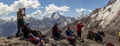 Trekking in the mysterious Pamir-Alay of Kyrgyzstan, Central Asia's best kept secret Adventure Holiday, Central Asia, Trekking, Mount Everest, Mystery, Mountains, Travel, Ideas, Viajes