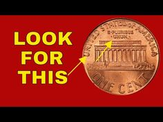 2004 penny to look for! Penny variety you should know about! - YouTube Rare Coins Worth Money, Coin Worth, Dollar Coin, Us Coins, Pennies, That Look, Youtube, Coins, Youtubers