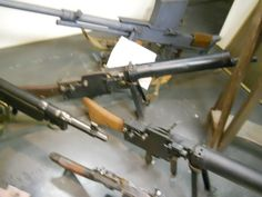 """This picture came from my video titled """" Learning About Old Military Machine Guns """" that can be viewed at youtube.com/viewwithme ."""