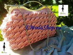 Materiál na kabelku objednáte na EModaShop.eu Crochet Top, Tops, Women, Fashion, Aphrodite, Moda, Fashion Styles, Fashion Illustrations, Woman