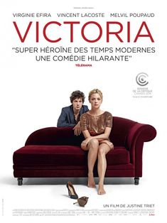 Film Comedie Francaise Victoria is a thirty-something divorced lawyer who's struggling to raise her two daughters. She is canny and cynical but on the verge of an emotional breakdown. At a friend's wedding she . Streaming Movies, Hd Movies, Film Movie, Movies To Watch, Movies Online, Movies And Tv Shows, Streaming Vf, 2018 Movies, Film Victoria