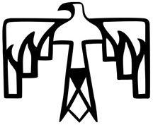 Cherokee Indian Symbols | Cherokee Thunderbird Symbols by Maria