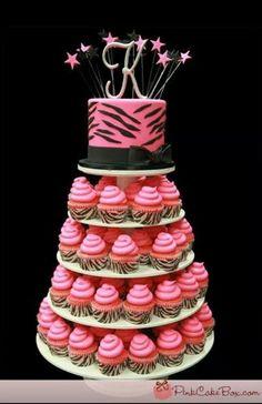Zebra cake ❤