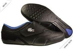 Lacoste Futur MH SPM [7-21SPM1171011] Black/Blue Mens Shoes 7-21SPM1171011-11.5