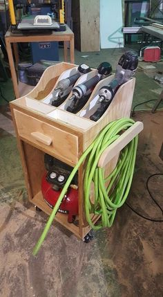 Cart for Compressor More