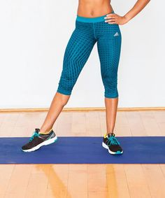 Resistance bands are having a moment. The simple, rubber exercise equipment is portable (making it great for sneaking in a workout when traveling), and effective — particularly at strengthening the hard-to-target muscles of your hip adductors (inner thighs).  A recent study of soccer players