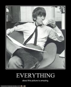 All you need is Paul in it, then it would be complete!