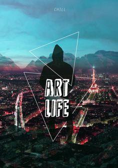 Art life Illustration