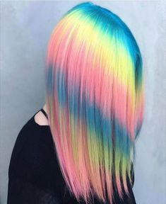 75+ Great Pastel Hair Colors Ideas 2019