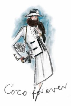 Coco Forever by Karl Lagerfeld