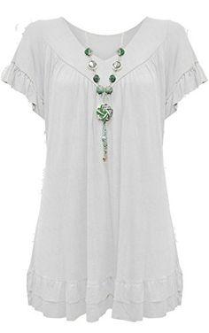 Ladies Womens Gypsy Tunic Top 8-24 (UK 22, white) Home wa... https://www.amazon.co.uk/dp/B01BGYVU4S/ref=cm_sw_r_pi_dp_x_dGsJyb3V3ZVF1